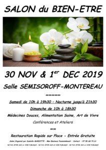 SALON du BIEN-ÊTRE @ MONTEREAU-Fault-Yonne